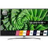 LG 55UN81006LB Serisi 4K UHD Smart TV