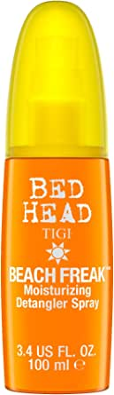 TIGI Bed Head Beach Freak Detangler, Spray Idratante e Districante