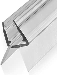 Joint universel et facile /à ajuster pour portes de douche Springreen Joint de douche