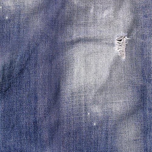 Apple iPhone 5s Housse étui coque protection Gris Gris Look couleur jean Étui en cuir gris