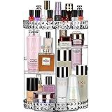 JessLab Organisateur de Maquillage, Rotatifs à 360 Degrés Réglable Organisateur Maquillage Rangement Maquillage, Support pour