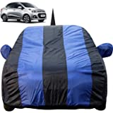 Autofact Car Body Cover for Hyundai Xcent with Mirror and Antenna Pocket (Light Weight, Triple Stitched, Heavy Buckle…