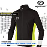 OPTIMUM Nitebrite Men's Winter Jacke Roubaix XX-Large schwarz - schwarz