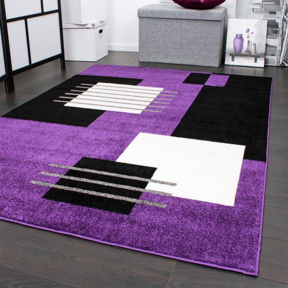 Best Salon Noir Blanc Violet Pictures - Doztopo.us - doztopo.us