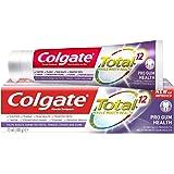 معجون الاسنان توتال 12 برو من كولجيت لصحة اللثة 75 مل