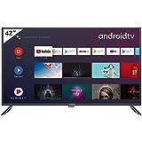 LINSAR Smart 42FHD20A 42 Pouces Full HD (1980x1080) Android/Google Smart TV, Chromecast Built-in, Triple Tuner DVB S2/T2/C/CI