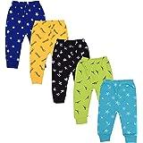 Kuchipoo Baby Boy's Cotton Pyjama Set Pack of 5