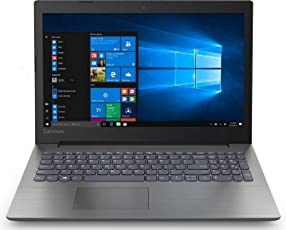 Lenovo ideapad 330E 15.6-inch Laptop (Core i5-8250U/8GB DDR4/2TB HDD/Windows 10/2GB Graphic), Onyx Black