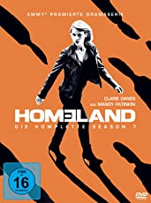 Homeland - Die komplette Season 7 [4 DVDs]
