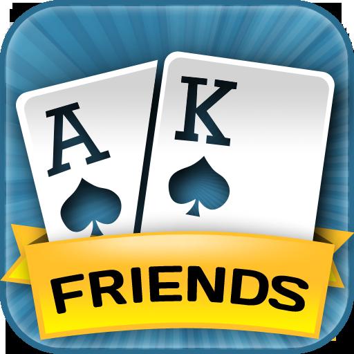 Poker Friends Parrot Hands Free