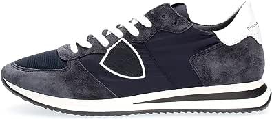 Philippe Model Sneakers Trpx Basic Bleu Uomo MOD. TZLU