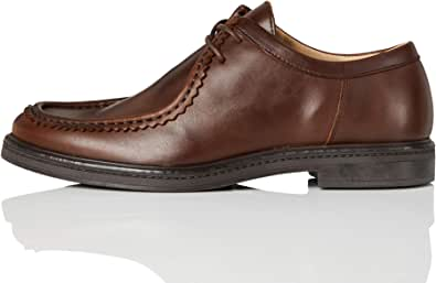 Marchio Amazon - find. Leather , Mocassino Uomo