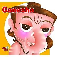 Cutout Board Book: Ganesha(Gods,Goddesses and Saints) (Cutout Books)