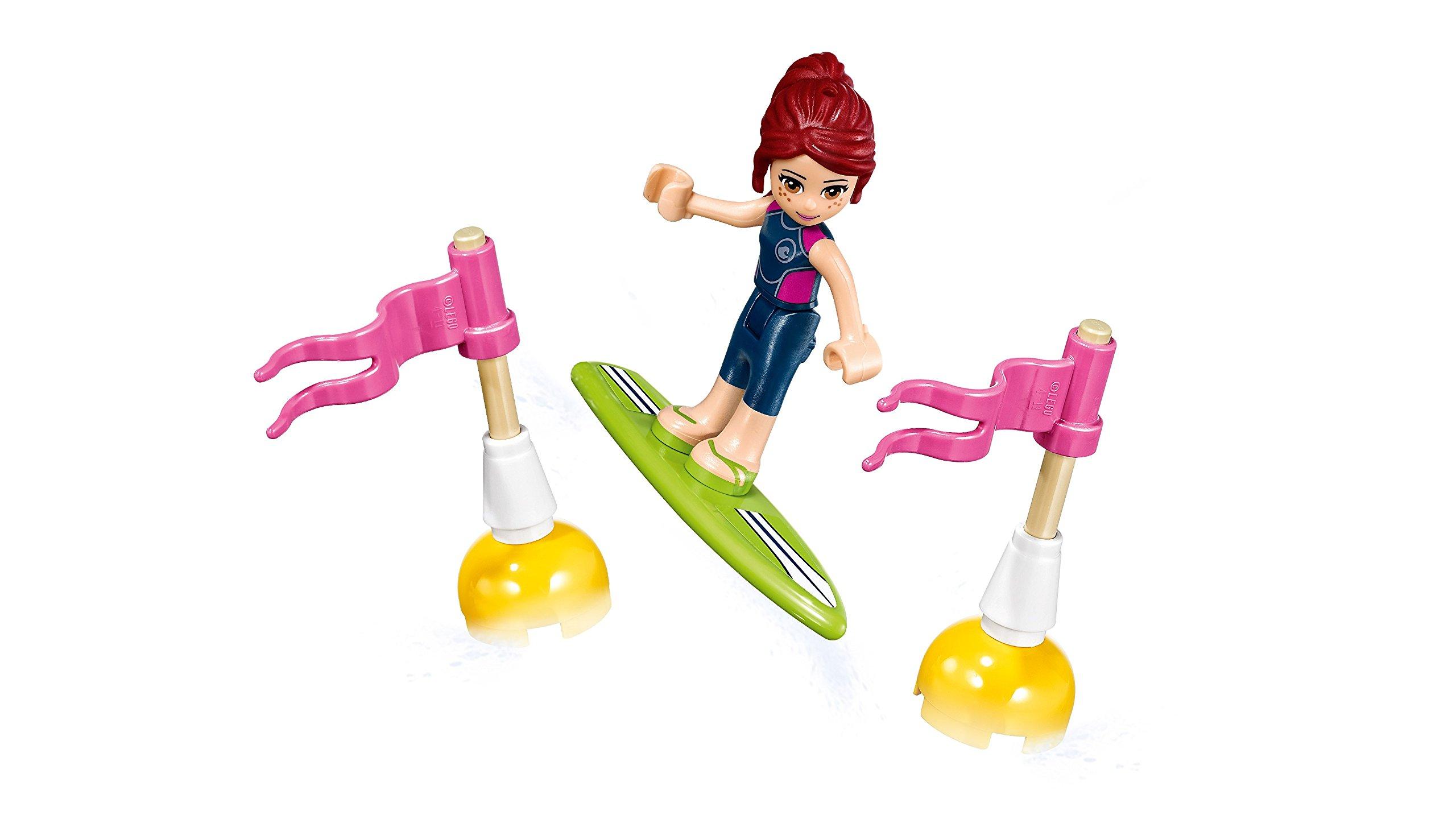 LEGO-Friends Il Surf Shop di Heartlake, Multicolore, 41315 4 spesavip