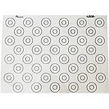 DE BUYER -4935.40 -tapis silicone special macaron 40x30