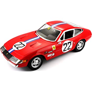 Bburago Maisto France 26015 Ferrari Dino 246 GT - Echelle
