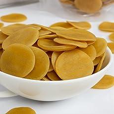 NatureVit Ready to Fry Dry GolGappa, Pani Puri Papads, 500g