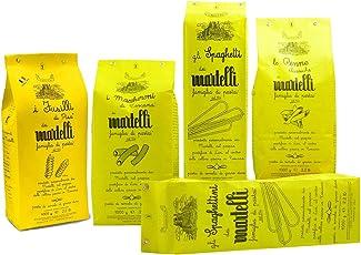 Spaghettini 1 kg - Pasta Martelli - Pastificio Tradizionale Famiglia Martelli