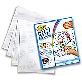 Crayola Color Wonder – 75-2479-E-000 – fri rörfärg – vitt refillerat papper