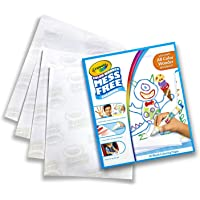 CRAYOLA Color Wonder Album Ricarica, 30 Pagine, da Utilizzare con i Prodotti Color Wonder e StampaMagici