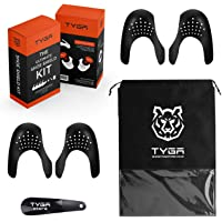 TYGA Store | Ultimate Shoe Shield Kit - 4 Shoe Crease Protectors - Trainer/Sneaker/Crep Protector, Anti Crease Shields…