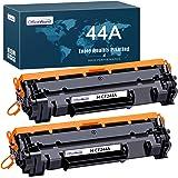 OFFICEWORLD CF244A 44A Reemplazo para HP 44A CF244A Cartucho de toner Compatible con HP LaserJet Pro M15 M15a M15w M16 M16a M