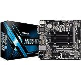 Asrock J4105-ITX 90-Mxb6N0-A0Uayz - Placa Base, Color Negro