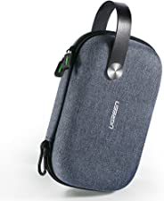UGREEN Travel Case Gadget Bag Small Portable Electronics accessories Organiser Travel Carry Hard Case Cable Tidy Storage Box