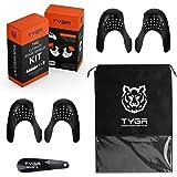 TYGA Store   Kit protezione per scarpe - 4 antipiega- Scarpe da ginnastica / per crepe, antipiega - Adatto a EU 35-46   Tutto