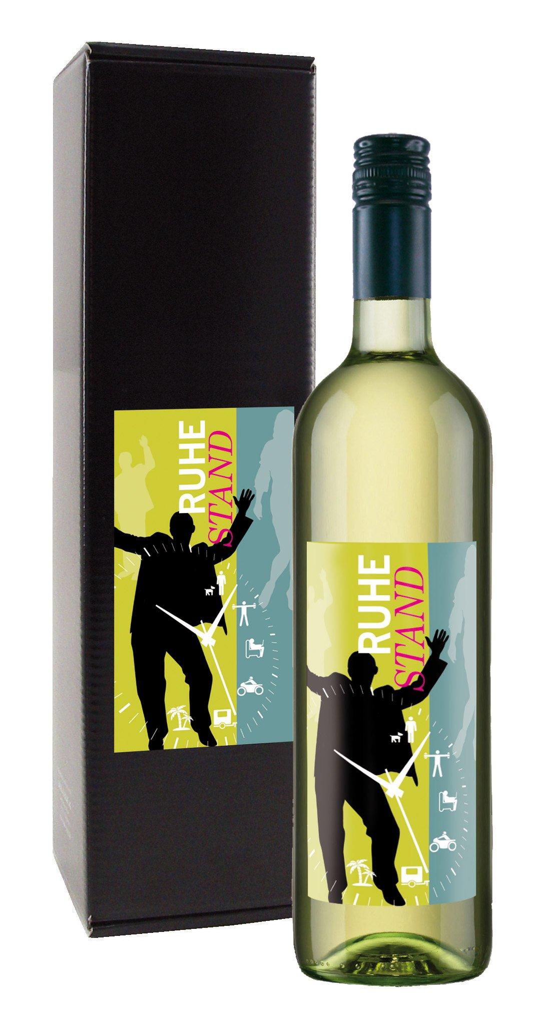 Wein-Geschenk-RUHESTAND