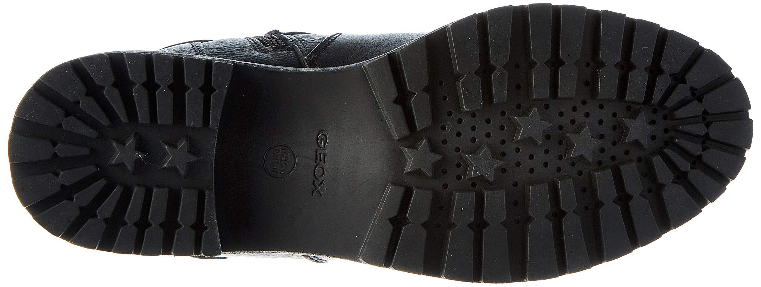Geox Damen D Hoara C Biker Boots 3