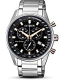 Citizen Eco-Drive Chronograph Men's Watch - AT2396-86E