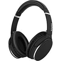 Noise Cancelling Kopfhörer Leichte, Srhythm NC25 Over Ear ANC, Eingebaut Mikro, HiFi, CVC6.0 für Alle Geräte mit…