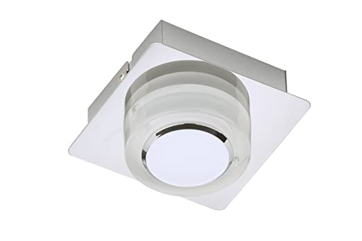 Briloner Leuchten Badezimmerlampe, LED Badlampe, Badleuchte ... | {Badlampen wand 64}