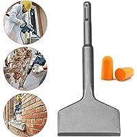 ideale per la rimozione di calcestruzzo e muratura per martello demolitore manico esagonale per attrezzi 44,1 x 13,5 cm Scalpello SDS Plus per vanga
