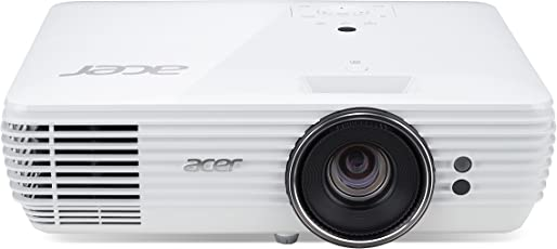 Acer M550 DLP Projektor (Native 4k UHD 3.840 x 2.160 Pixel, Kontrast 900.000:1, 2.900 ANSI Lumen)
