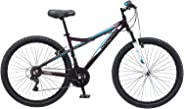 Mongoose 26 Inch Feature Mountain Bicycle - Multi Color, R8037