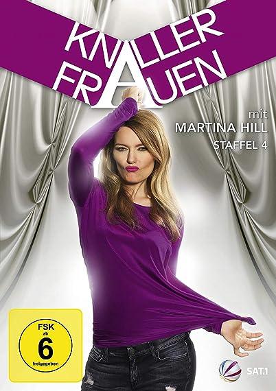 Knallerfrauen martina nackt hill sundmedemac: Wippende