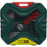 Bosch 38 pcs Drill & Screwdriver Bit Set