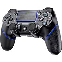playstation 4 controller Wireless Controller Bluetooth Gamepad mit Dual Vibration Wiederaufladbarer Remote-Sechs-Achsen…