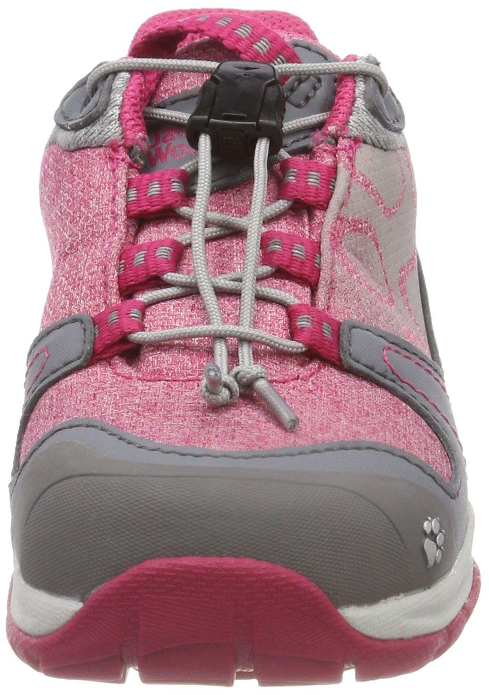 Jack Wolfskin Girls Grivla Texapore Low G Wasserdicht Rise Hiking Shoes 4
