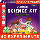 Einstein Box Science Experiment Kit | Chemistry Kit |Soap Making Kit | Toys for Boys and Girls Aged 6-12 Years | Birthday Gif