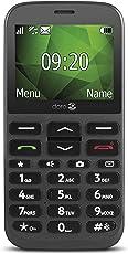 Doro 1370 GSM Mobiltelefon mit Kamera (3 MP, HAC, Bluetooth)