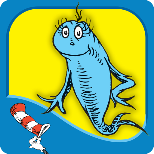 image regarding One Fish Two Fish Printable identified as A person Fish 2 Fish Pink Fish Blue Fish - Dr. Seuss: