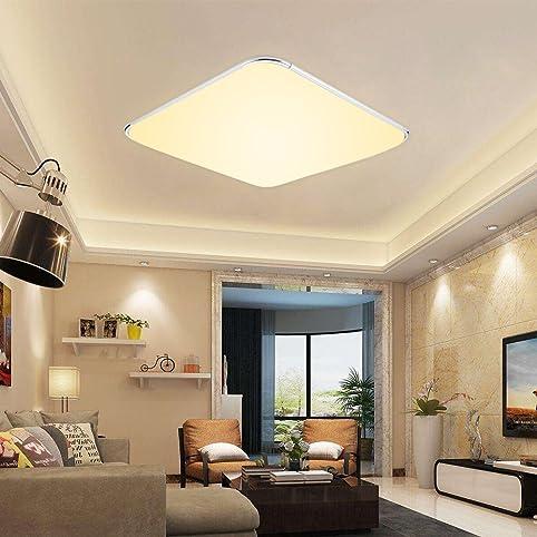 HG® 64W LED Deckenleuchte Schlafzimmerleuchte IP44 Badezimmer ...