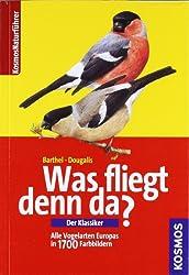 Was fliegt denn da?: Alle Vogelarten Europas in Farbbildern