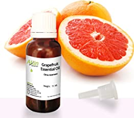 Allin Exporters Grapefruit Essential Oil - 100% Pure, Natural & Undiluted - 15 ML