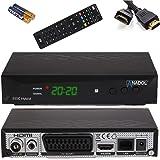 Anadol 55c - Hybrid DVB-T2 / DVB-C HDTV-kabelontvanger - PVR opnamefunctie en timeshift - Full HD mediaspeler HDMI + USB - Di