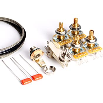 Tremendous Toneshaper Guitar Wiring Kit For Es 335 Modern Wiring Amazon Co Wiring Database Aboleterrageneticorg