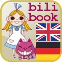 Alice im Wunderland, englisch/deutsch